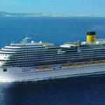 Costa Diadema lo nuevo de Costa Cruceros