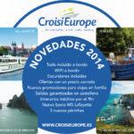Novedades de Croisieurope