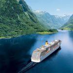 Costa Cruceros en el Norte de Europa