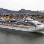 Costa Fascinosa, barco de lujo de Costa Cruceros