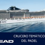 """Mediterranean Padel Cruise by HEAD»"