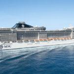 Los nuevos barcos de MSC Cruceros