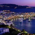 Isla de Mykonos en Grecia
