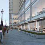 Hotel Mondrian London, un Crucero a orillas del Támesis