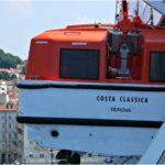 Costa Classica vuelve al mar
