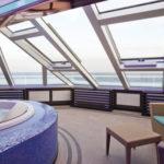 Camarotes Samsara a bordo de Costa Cruceros