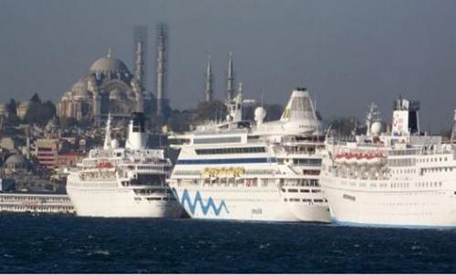 cruceros puerto estambul