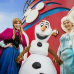 Frozen en Disney Cruise Line