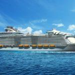 El Harmony of the Seas se estrenará en Barcelona