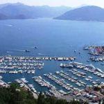 Marmaris puerto de Turquía