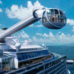 Nuevas tecnologías en Royal Caribbean