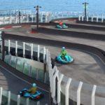 Circuito de Karts en el Norwegian Joy
