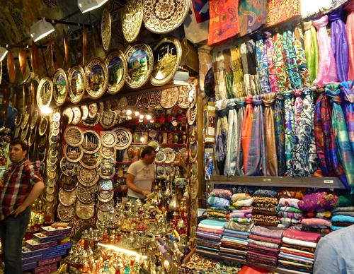 Estambul_bazar
